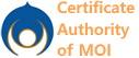 Certificate Authority MOI